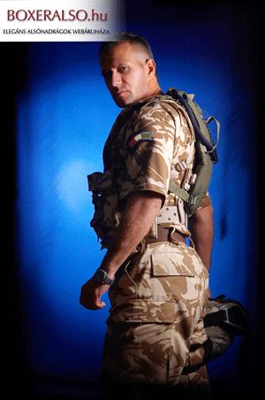 Military boxeralsó