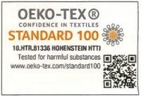 Oeko-tex igazolás ILLUSION