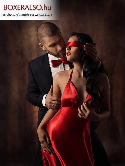Szerelmes Valentin Napi ünneplés