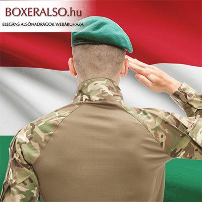 Magyar katona